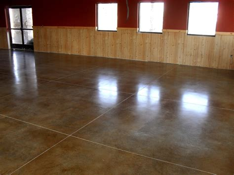 ditco tile woodlands 100 rust oleum decorative concrete coating rust