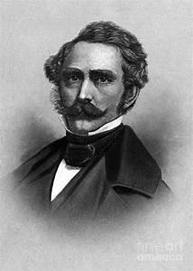 William T G Morton, American Dentist Photograph by