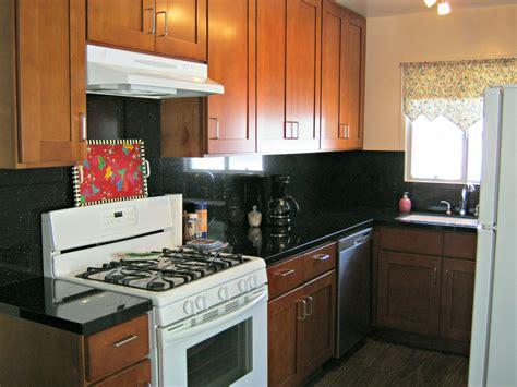 how to update a galley kitchen my galley kitchen upgrade lynda makara 8936