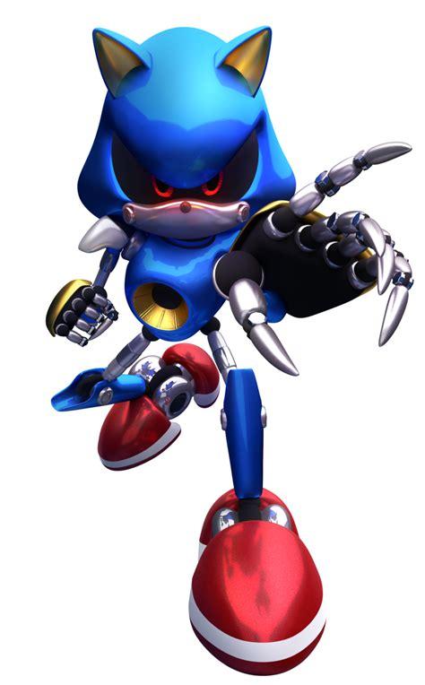 Metal Sonic deviantART