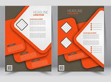 Brochure background design free vector download 49,998