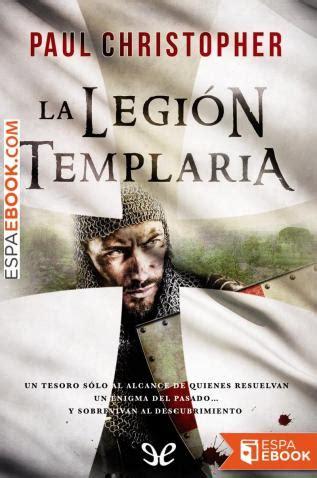 Libro La legión templaria - Descargar epub gratis - espaebook