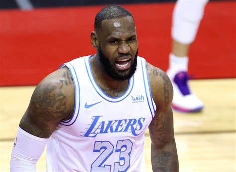 The official lebron james facebook page. LeBron James: Lakers' Goal Is To Be Top Defensive Team In NBA