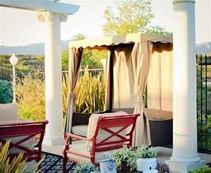 la decoration terrasse appartement en 20 idees fraiches With idee deco terrasse appartement