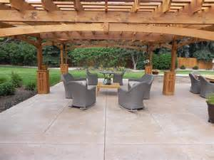 concrete ideas for backyard sted concrete patio floor design pattern with 10 images as inspiration