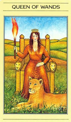 card meaning of of wands lotus tarot