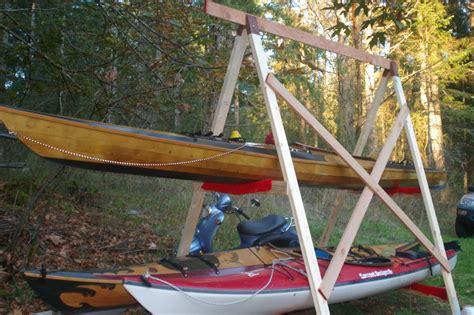 Simple Wood Kayak Plans
