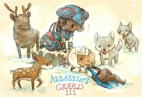 Connor Kenway And Aveline De Grandpre Assassins Creed