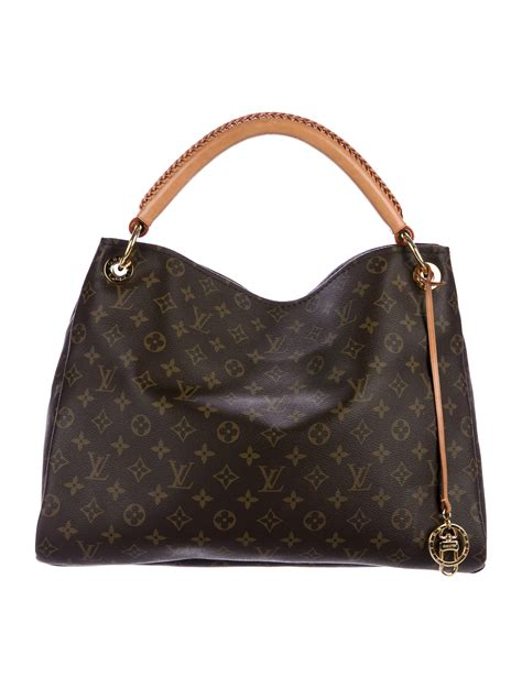 louis vuitton monogram artsy gm handbags lou  realreal