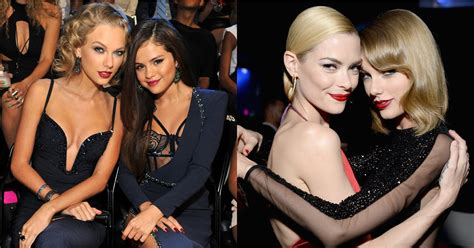 Is Taylor Swift the Queen Bee of Her Famous Girlfriends ...