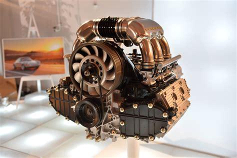 Singer Vehicle Design's Latest Engine Is Automotive Art