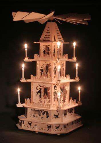 Weihnachtsdeko Holz Erzgebirge by 1m Elektr Weihnachtspyramide Pyramide Quot Waldtiere