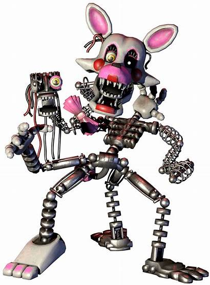 Mangle Fnaf Wiki Animatronic Freddy Novel Fazbear