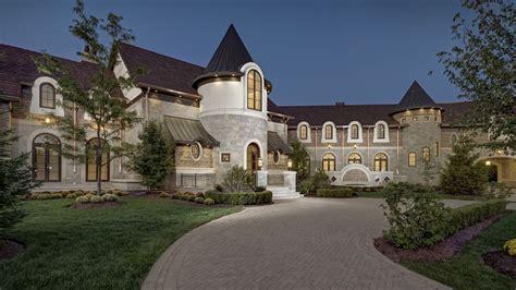 barrington area mega mansion fetches  curbed chicago