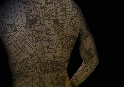 Prison Break Tattoo Wallpapers  Wallpaper Cave