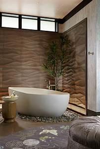 deco salle de bain zen archzinefr With ambiance salle de bain zen