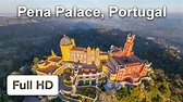 Pena National Palace, Sintra, Portugal - YouTube