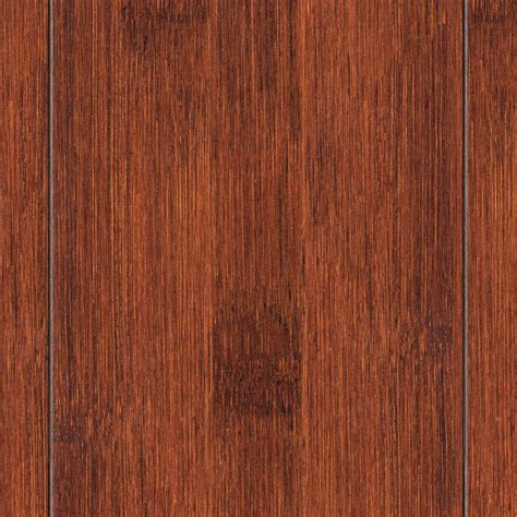 home depot flooring bamboo home legend hand scraped seneca 3 8 in thick x 4 in wide x 38 5 8 in length solid bamboo