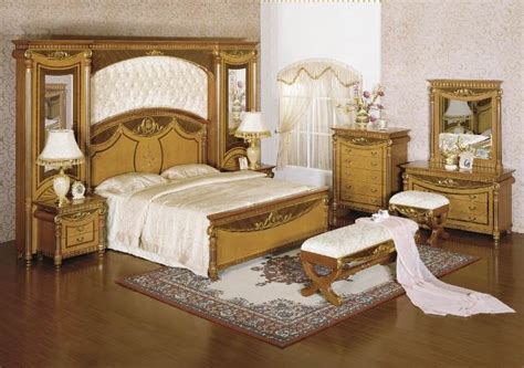 Luxurious Modern Classic Interior Bedroom Decorating Ideas