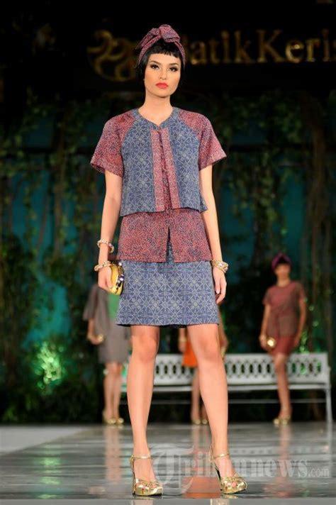 baju batik keris modern terbaru nusantara baju batik