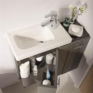 Gäste Wc Klein : aufsatzwaschbecken g ste wc ~ Michelbontemps.com Haus und Dekorationen