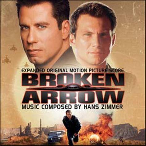 Broken Arrow Soundtrack Details Soundtrackcollectorcom