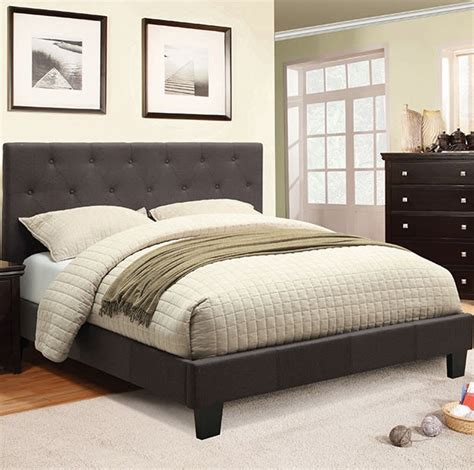 leeroy bed gray