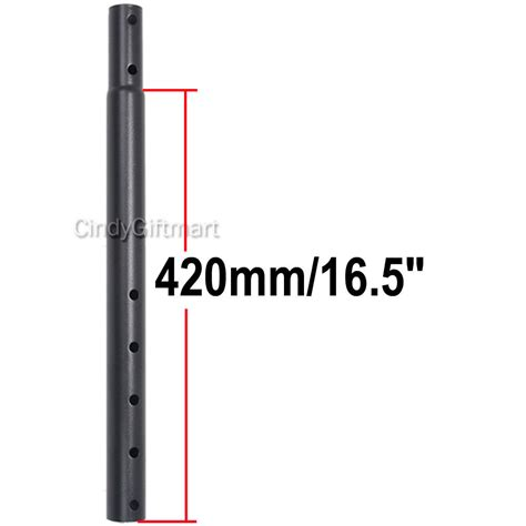 5 quot adjustable extension pole for wall ceiling mount