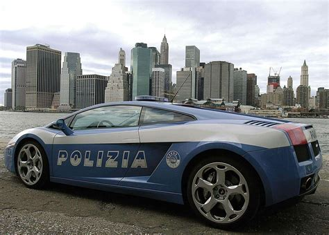 2004 Lamborghini Gallardo Police Car  Hd Pictures