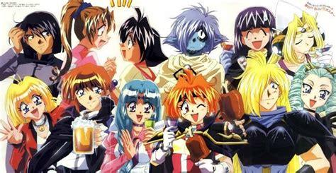 Anime Wallpaper Slayer by Slayers Anime Slayers Photo 13916877 Fanpop