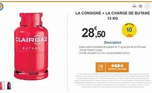 Prix Bouteille De Gaz Leclerc : bonne affaire bouteilles de gaz butane et propane chez leclerc ~ Dailycaller-alerts.com Idées de Décoration
