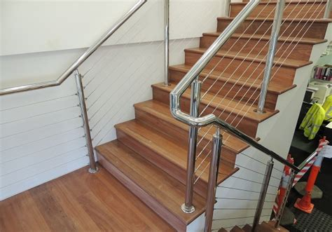 Stainless Steel Wire Balustrade Perth