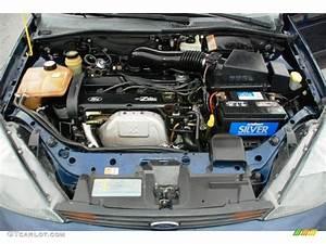 2003 Ford Focus Zx3 Coupe 2 0l Dohc 16v Zetec 4 Cylinder