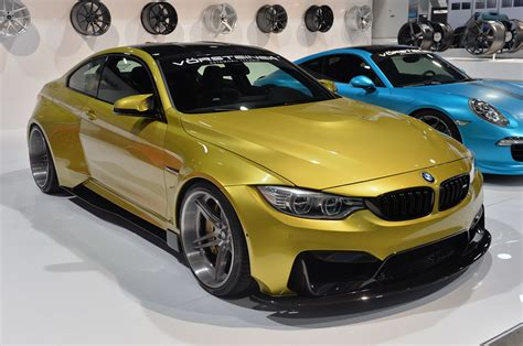 Vorsteiner Bmw M4 Gtrs4 Widebody Sema 2018 Photos
