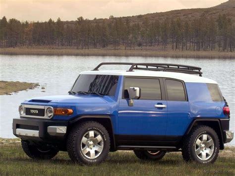 Toyota Fj Cruiser Mpg by 2011 Toyota Fj Cruiser Suv Specifications Pictures Prices