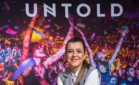 """1 rezultat pentru eticheta neversea 2021. Ioana Chereji: """"UNTOLD și Neversea 2021 vor fi cele mai sigure evenimente și cele mai ..."""