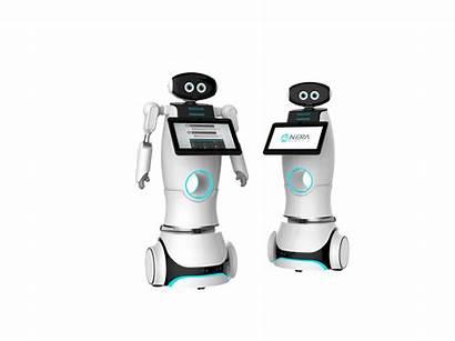 Robot Service Cal Technology Comp Smart Future