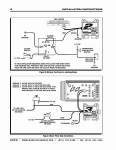 Wiring Diagram For Msd 2 Step