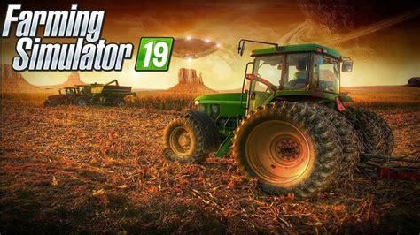 Farming Simulator 19 Spiel herunterladen PC