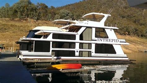 Fishing Boat Hire Eildon by One Of The Houseboats Picture Of Lake Eildon