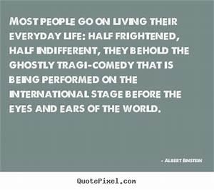 Quotes By Albert Einstein - QuotePixel.com