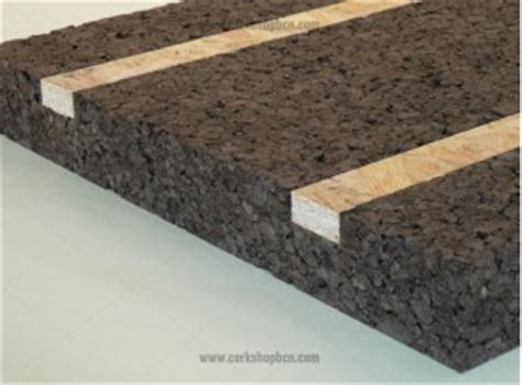 cork flooring insulation thermal and acoustic aglocork barnacork