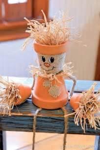 Dryer Vent Pumpkin Craft by Craft 03