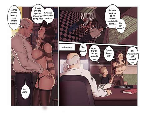 Taking His First Bondage Lesson Forced Sex • Porn Comics One