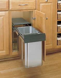 "30 Liter 10 3/8"" wide Stainless Steel Bottom mount System"