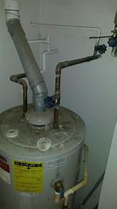 plumbing - Mystery valve on hot water line from water ...