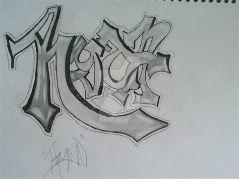 Graffiti Nama Riyan : Ryan- Graffiti Style By Sephirothslover On Deviantart