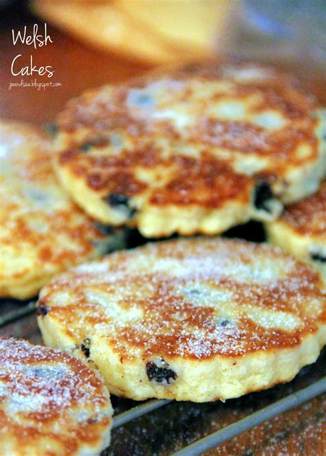 welsh cakes   simplest recipes