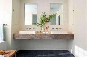 Waschtisch Aus Holz Für Aufsatzwaschbecken : ber ideen zu waschtischplatte holz auf pinterest ~ Sanjose-hotels-ca.com Haus und Dekorationen