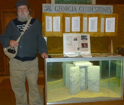the guidestones and the creature from jekyll